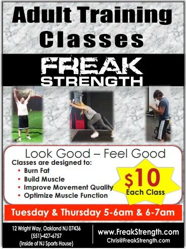 mike adult classes